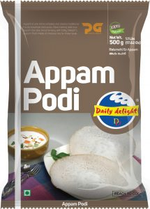 Daily Delight Appam Podi