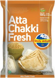 Daily Delight Atta Chakki Fresh