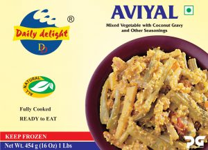 Daily Delight Aviyal