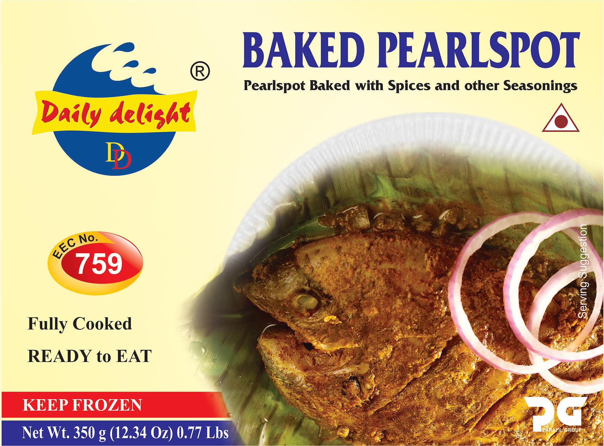 Daily Delight Baked Pearlspot