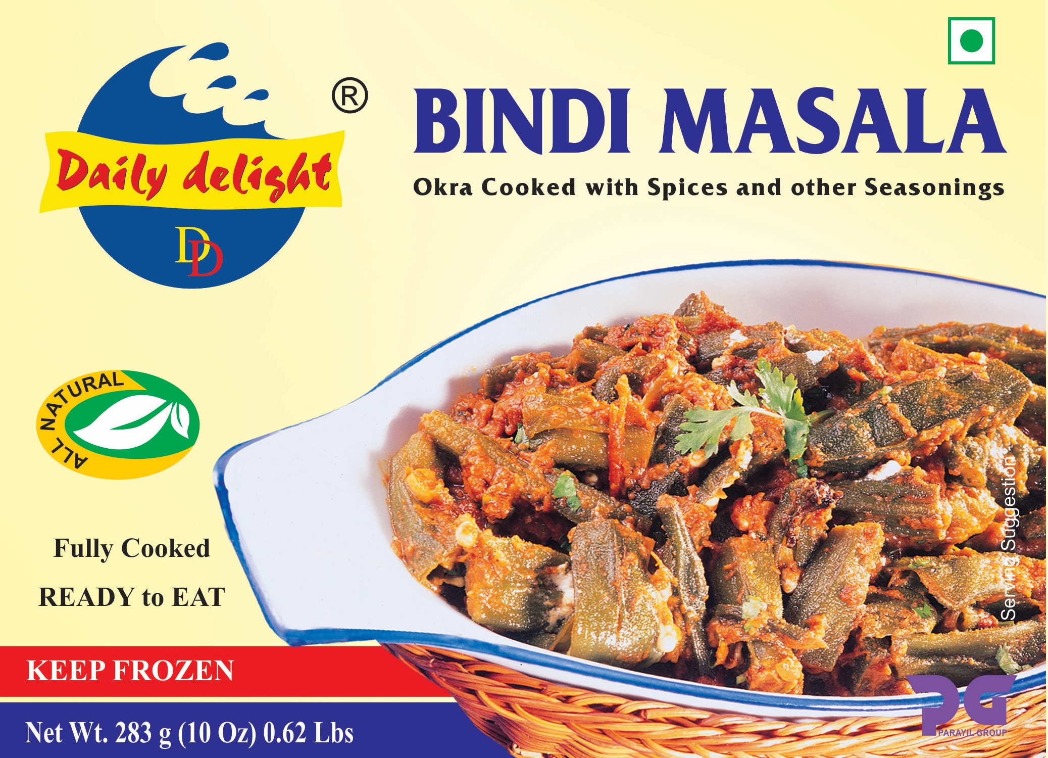 Daily Delight Bindi Masala