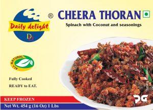 Daily Delight Cheera Thoran