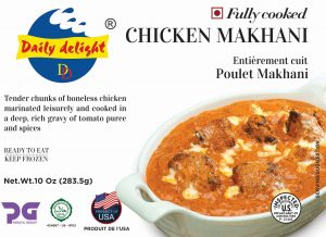 Daily Delight Chicken Makhani