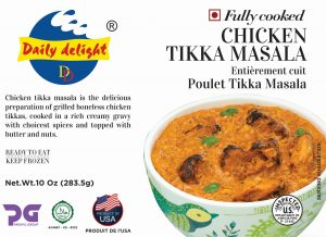 Daily Delight Chicken Tikka Masala