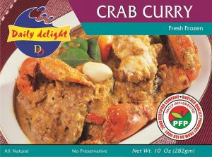 Daily Delight Crab Curry