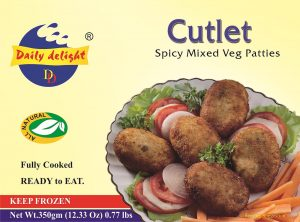 Daily Delight Cutlet