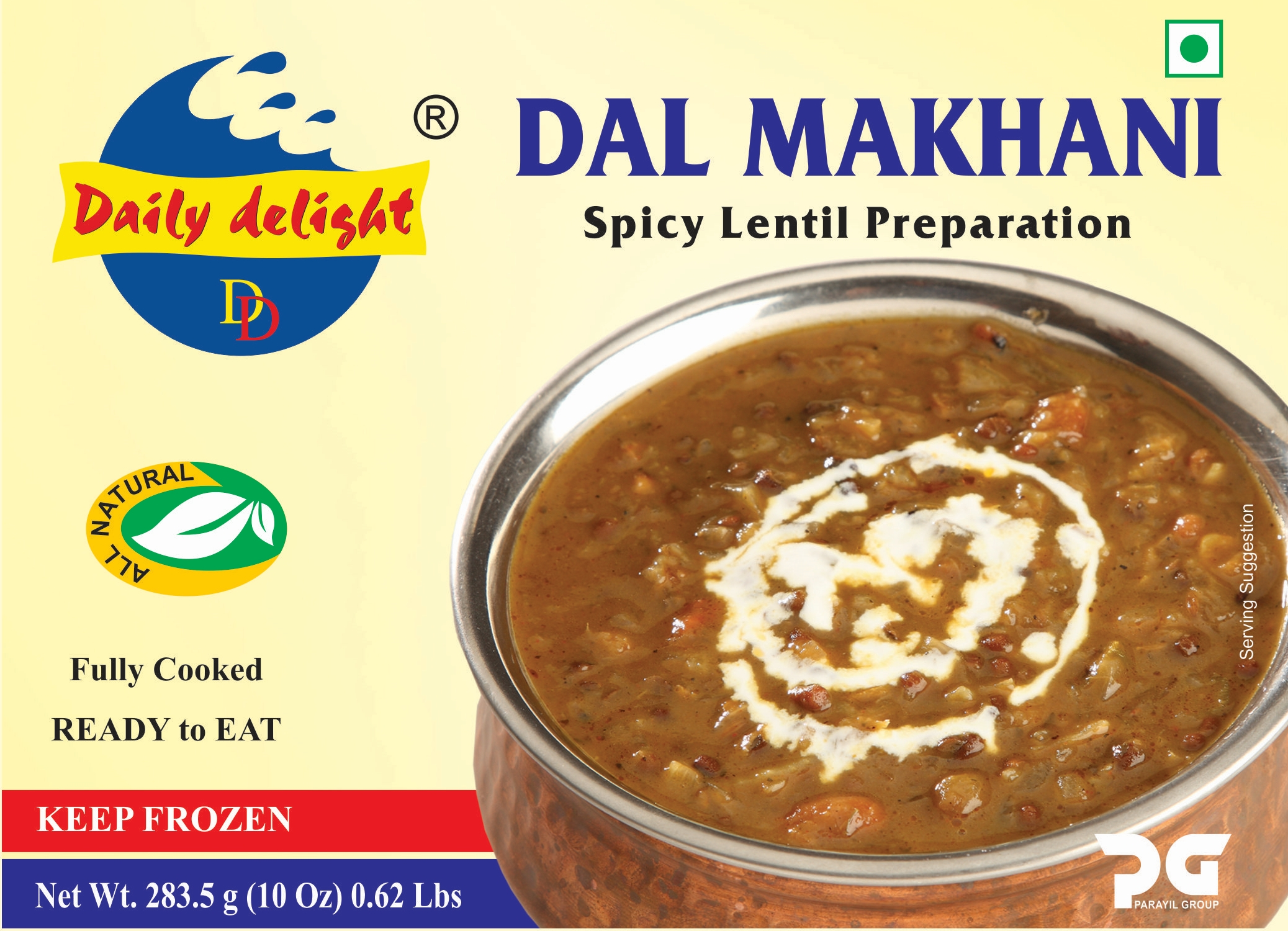 Daily Delight Dal Makhani