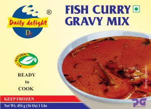 Daily Delight Fish Curry Gravy Mix