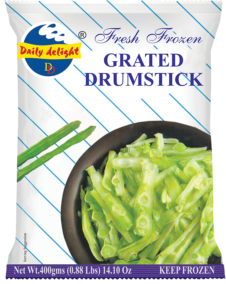 Daily Delight Drumstick Grated