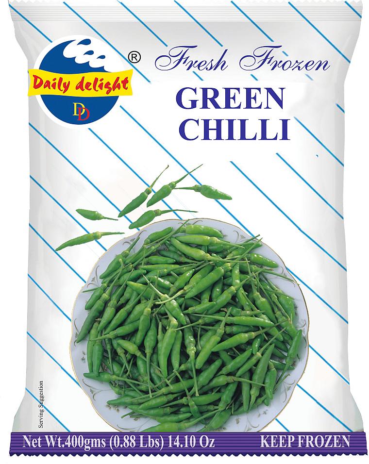 Daily Delight Green Chilli