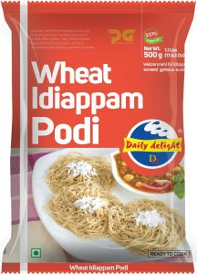 Daily Delight Idiappam Podi Wheat