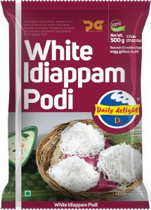 Daily Delight Idiappam Podi White