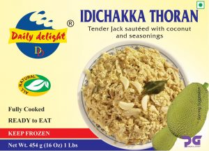 Daily Delight Idichakka Thoran
