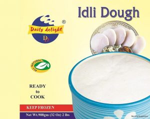 Daily Delight Idli Dough
