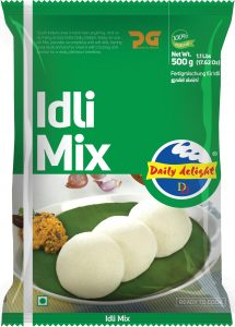 Daily Delight Idli Mix