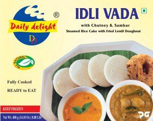 Daily Delight Idli Vada