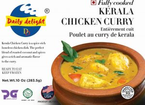 Daily Delight Kerala Chicken Curry