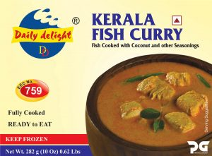 Daily Delight Kerala Fish Curry