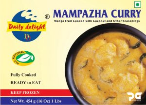 Daily Delight Mampazha Curry
