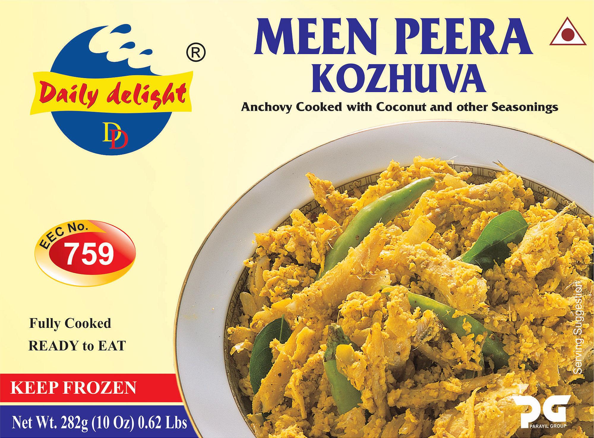 Daily Delight Meen Peera Kozhuva