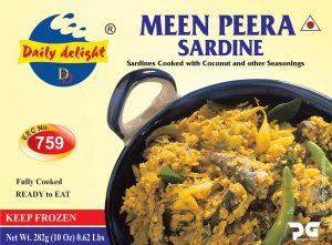 Daily Delight Meen Peera Sardine