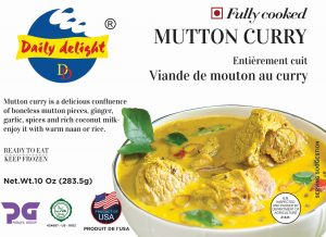 Daily Delight Mutton Curry