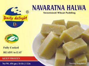 Daily Delight Navaratna Halwa