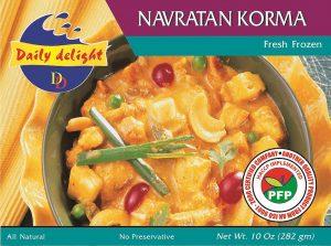 Daily Delight Navratan Korma