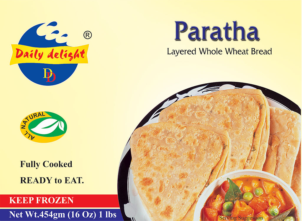 Daily Delight Paratha
