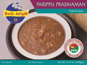 Daily Delight Parippu Pradhaman