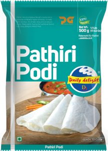 Daily Delight Pathiri Podi