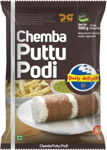 Daily Delight Puttu Podi Chemba