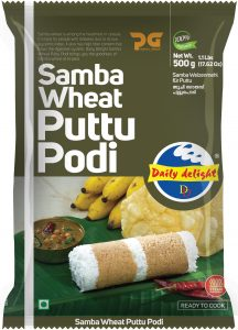 Daily Delight Puttu Podi Samba Wheat