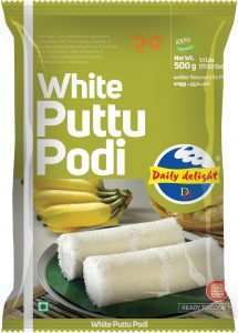 Daily Delight Puttu Podi White