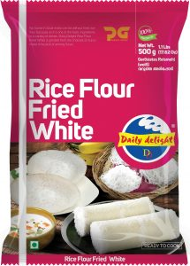 Daily Delight Rice Flour Fried White