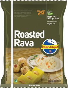 Daily Delight Roasted Rava