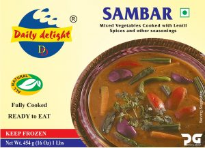 Daily Delight Sambar