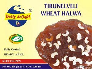Daily Delight Thirunelveli Wheat Halwa