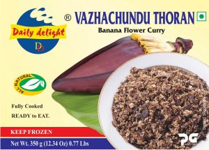 Daily Delight Vazhachundu Thoran