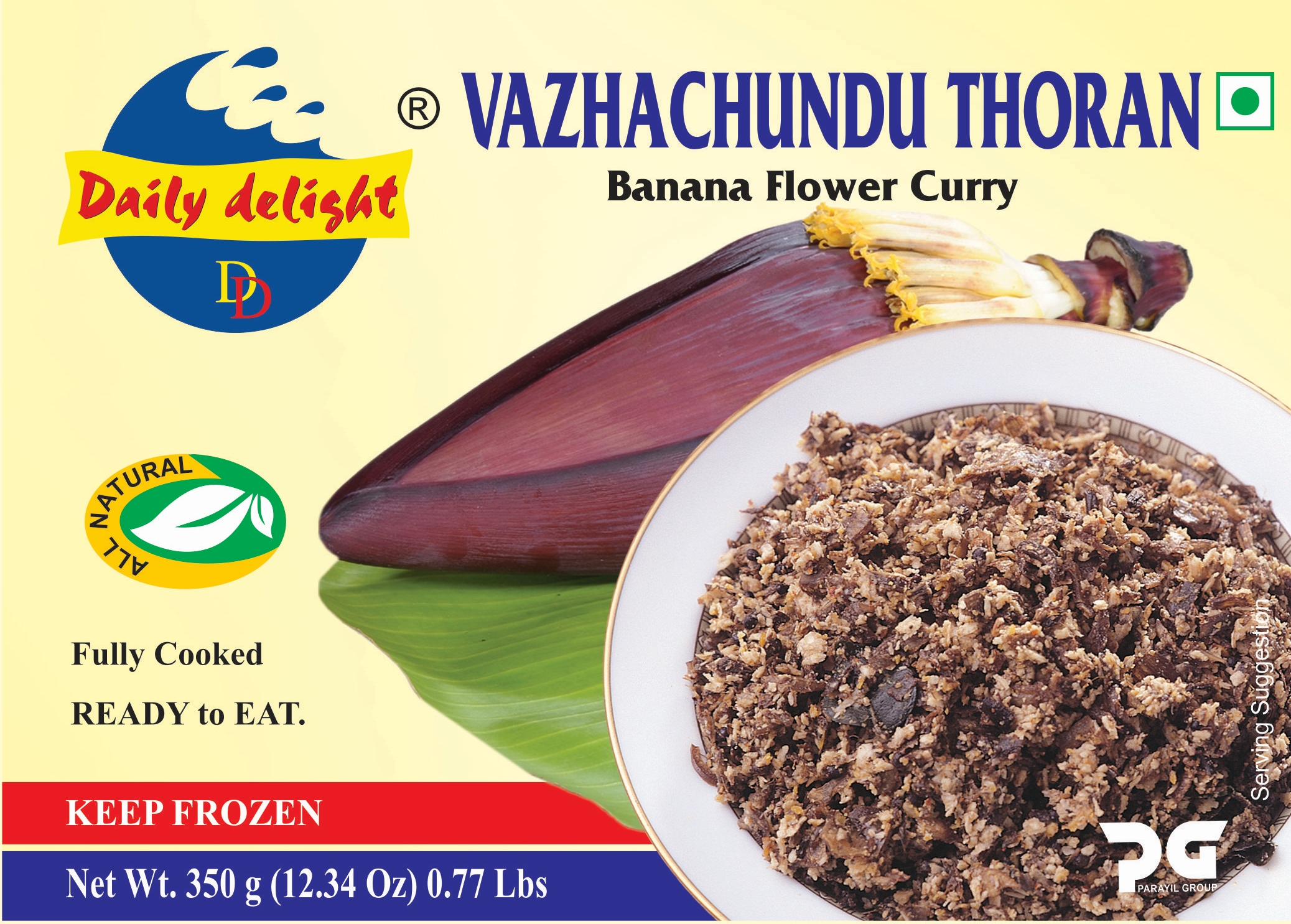 Daily Delight Vazhachundu Thoran