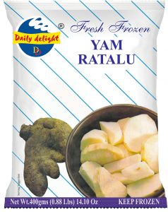 Daily Delight Yam Ratalu