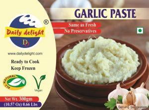 Daily Delight Garlic Paste