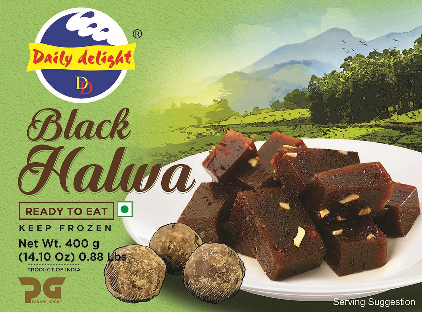 Daily Delight Black Halwa