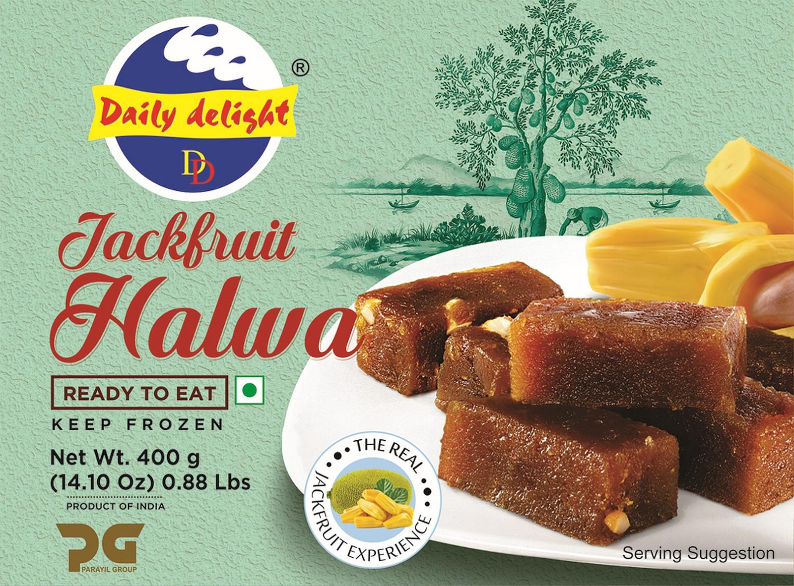 Daily Delight Jackfruit Halwa