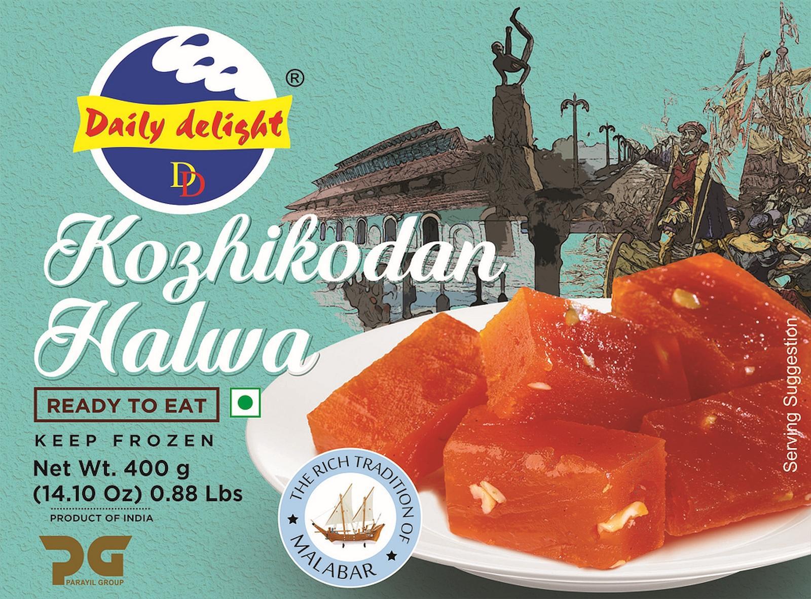 Daily Delight Halwa Kozhikodan