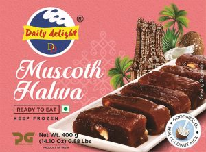Daily Delight Halwa Muscoth