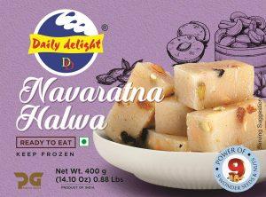 Daily Delight Halwa Navaratna