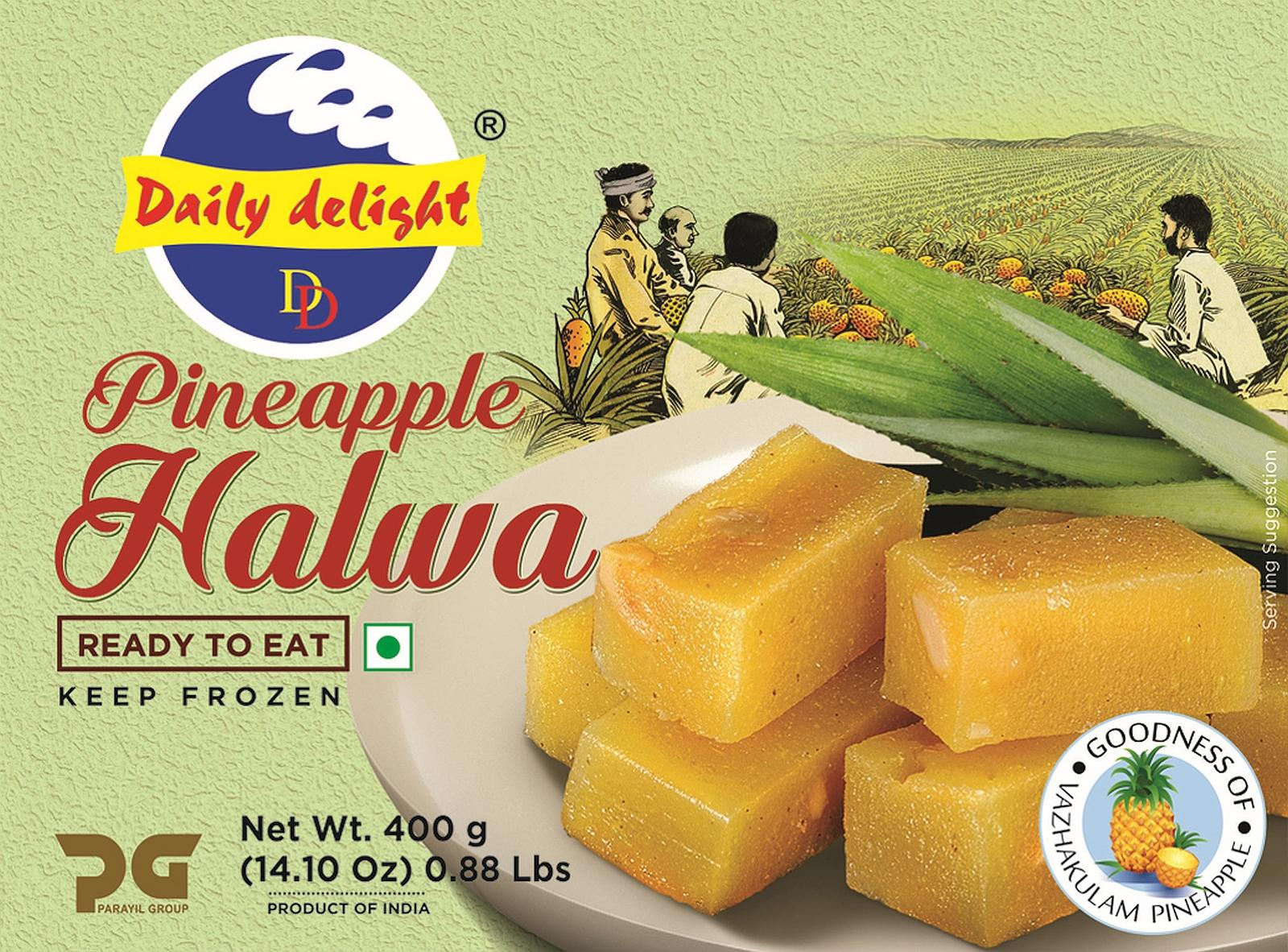 Daily Delight Halwa Pineapple