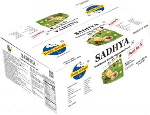 Daily Delight Vegetarian Sadhya for Five