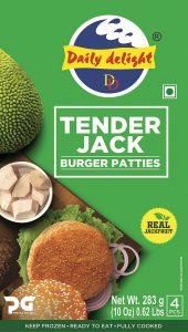 Daily Delight Tender Jack Burger Patties